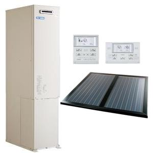 ガス給湯器/CHOFU太陽熱利用ガス給湯システム エネワイター