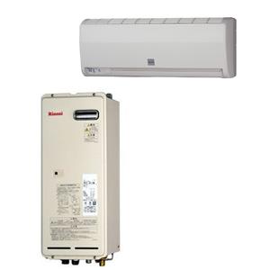 その他おすすめ機器/リンナイ浴室暖房乾燥機+暖房専用熱源機セット